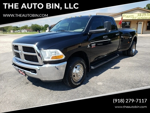 2012 RAM Ram Pickup 3500 for sale in Broken Arrow, OK