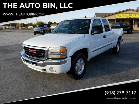 2006 GMC Sierra 1500 for sale in Broken Arrow, OK
