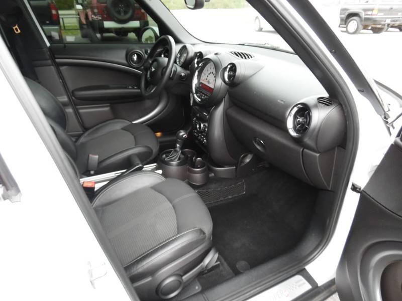 2013 MINI Countryman AWD Cooper S ALL4 4dr Crossover - Broken Arrow OK