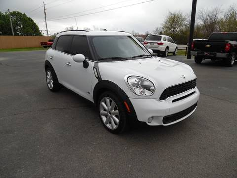 2013 MINI Countryman