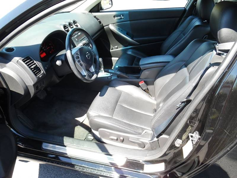 2008 Nissan Altima 2.5 S 2dr Coupe CVT - Broken Arrow OK