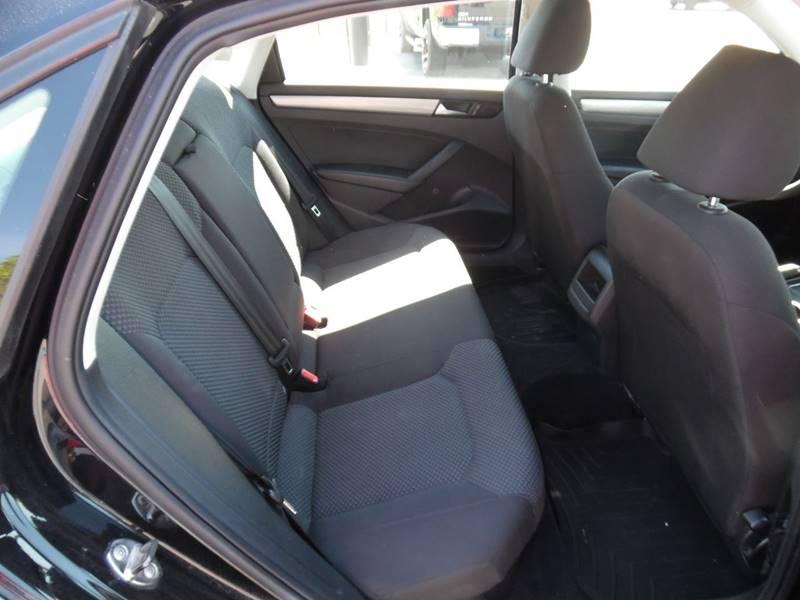 2013 Volkswagen Passat S PZEV 4dr Sedan 6A - Broken Arrow OK