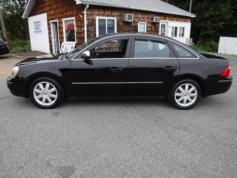 2005 Ford Five Hundred for sale in Hampton, NJ
