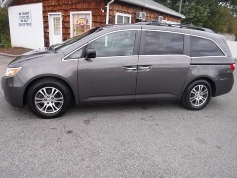 2011 Honda Odyssey for sale in Hampton, NJ