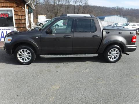 2007 Ford Explorer Sport Trac Limited for sale at Trade Zone Auto Sales in Hampton NJ