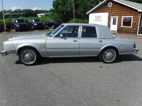 1983 Chrysler New Yorker Fifth Avenue for sale at Trade Zone Auto Sales in Hampton NJ