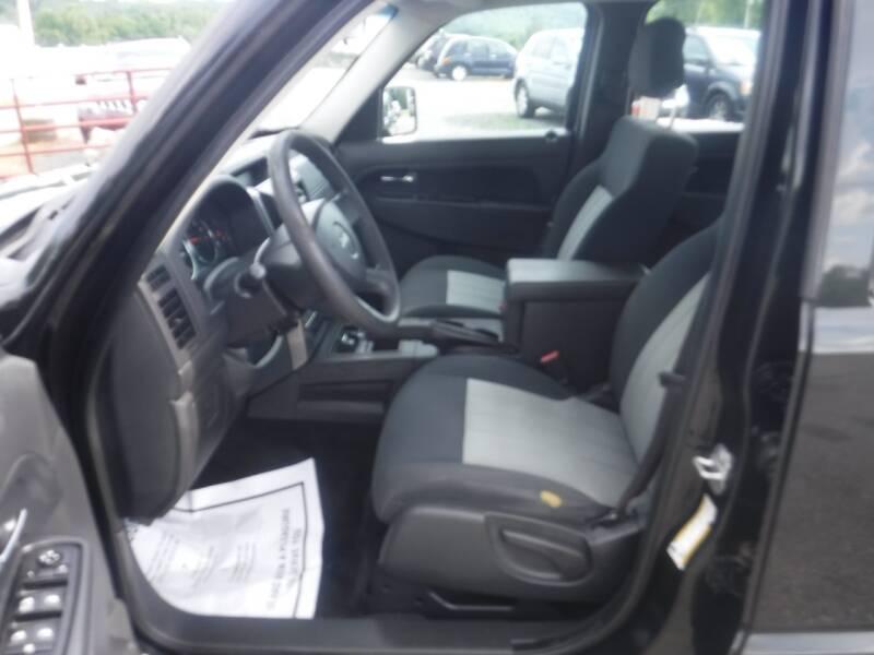 2010 Jeep Liberty 4x4 Sport 4dr SUV - Hampton NJ