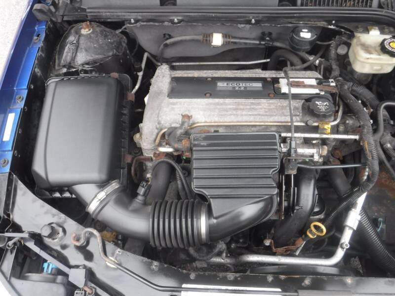 2003 Saturn Ion 3 4dr Coupe - Hampton NJ