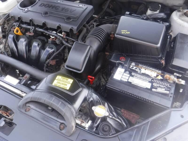 2009 Kia Optima LX 4dr Sedan (I4 5A) - Hampton NJ