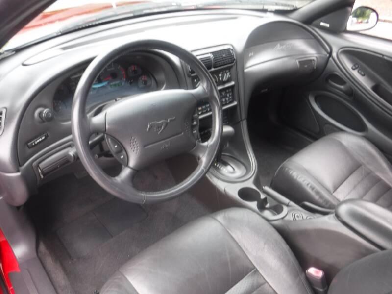 1999 Ford Mustang GT 2dr Fastback - Hampton NJ