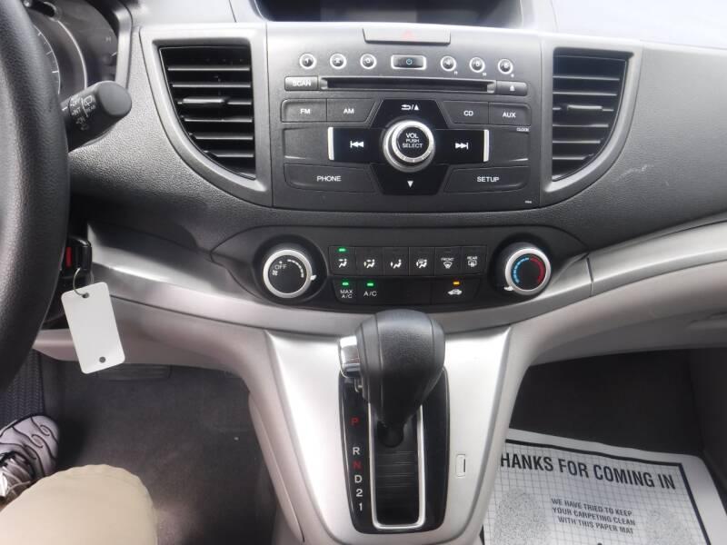 2012 Honda CR-V AWD LX 4dr SUV - Hampton NJ
