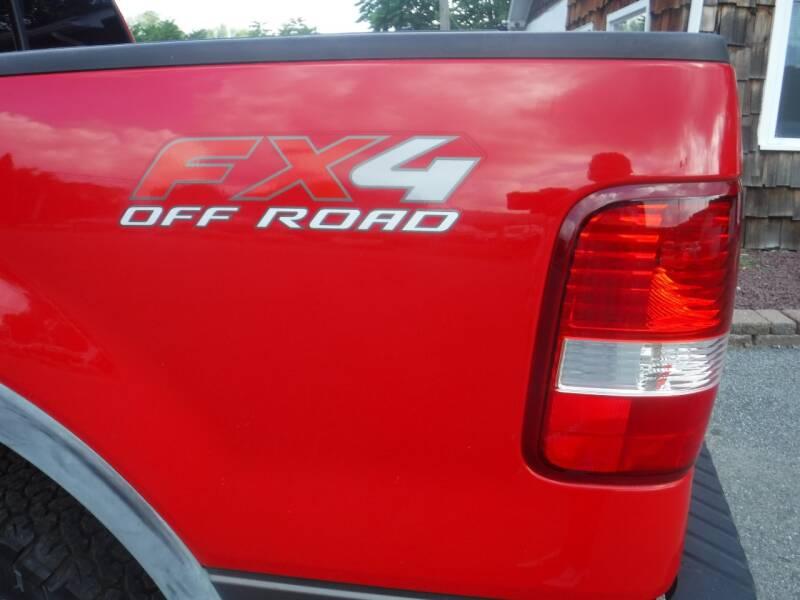 2005 Ford F-150 4dr SuperCrew FX4 4WD Styleside 5.5 ft. SB - Hampton NJ
