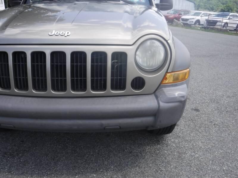 2007 Jeep Liberty Sport 4dr SUV 4WD - Hampton NJ