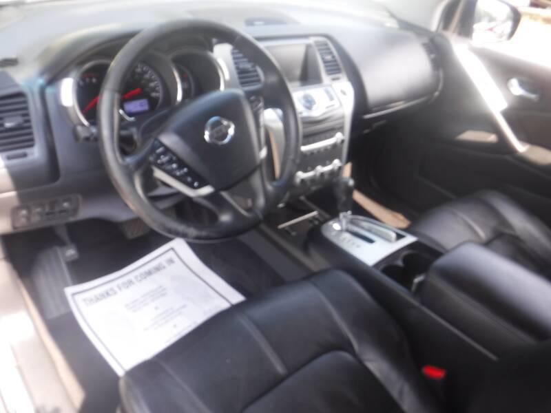 2011 Nissan Murano AWD SL 4dr SUV - Hampton NJ