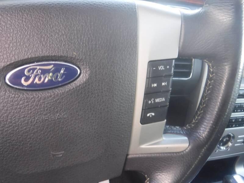 2009 Ford Flex AWD Limited Crossover 4dr - Hampton NJ
