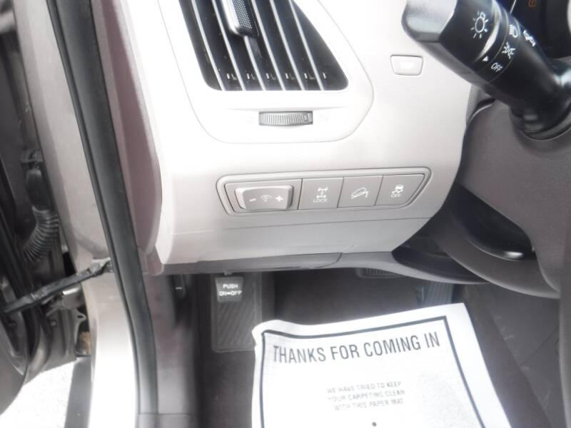 2011 Hyundai Tucson AWD GLS 4dr SUV - Hampton NJ