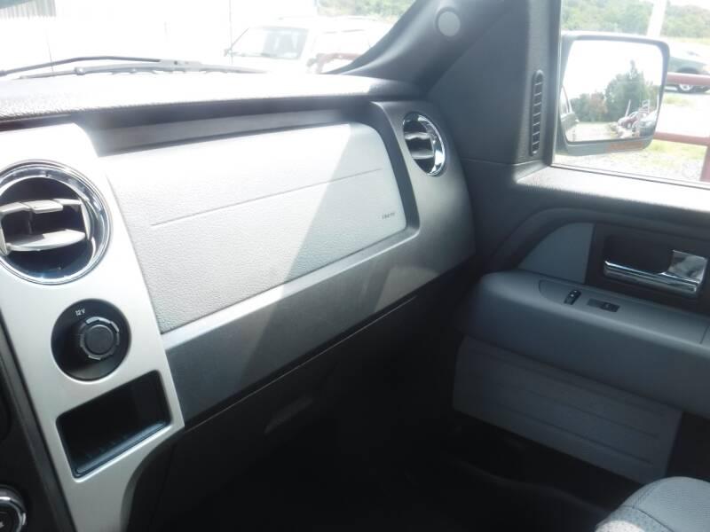 2013 Ford F-150 4x4 XLT 4dr SuperCrew Styleside 5.5 ft. SB - Hampton NJ