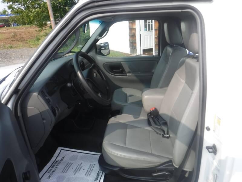 2011 Ford Ranger 4x2 XL Fleet 2dr Regular Cab LB - Hampton NJ