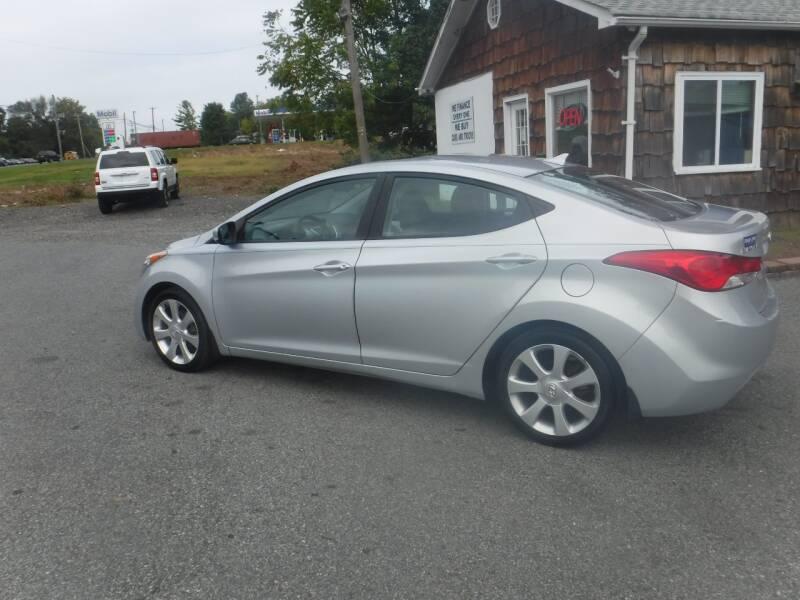 2012 Hyundai Elantra Limited 4dr Sedan - Hampton NJ