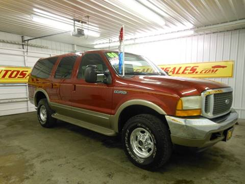 2000 Ford Excursion for sale in Ardmore, TN