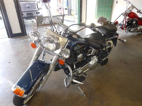 1998 Harley-Davidson Heritage Softail  for sale in Ardmore, TN