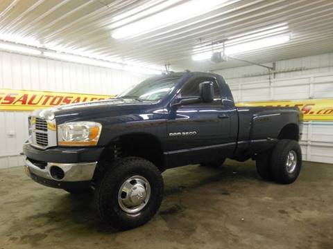 2006 Dodge Ram Pickup 3500 for sale in Ardmore, TN