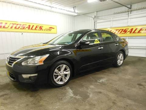 2014 Nissan Altima for sale in Ardmore, TN
