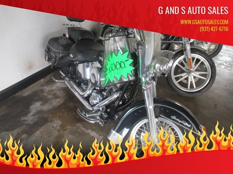 2004 Harley-Davidson Heritage Softail  for sale in Ardmore, TN