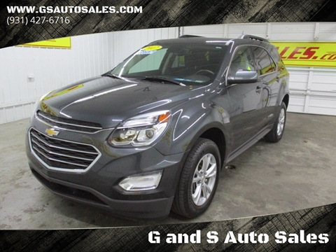 2017 Chevrolet Equinox For Sale In Ardmore Tn