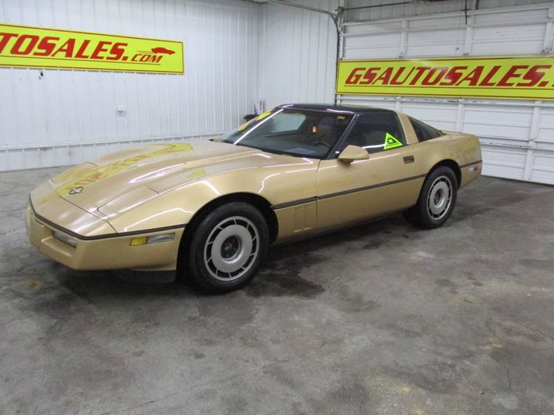 1984 Chevrolet Corvette 2dr Hatchback - Ardmore TN