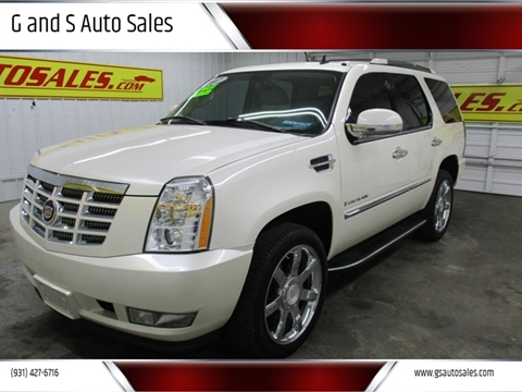 G And S Auto Sales Ardmore Tn Inventory Listings