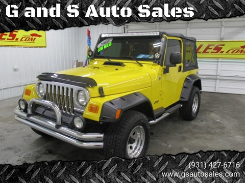 2006 Jeep Wrangler for sale in Ardmore, TN
