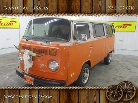 1973 Volkswagen Vanagon for sale in Ardmore, TN