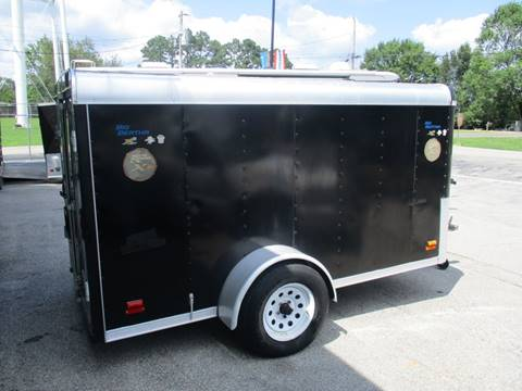 2007 Pace BOX TRAILER for sale in Ardmore, TN