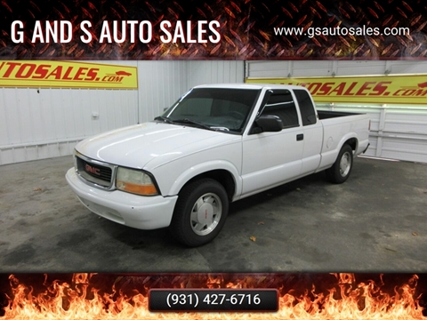 2003 GMC Sonoma for sale in Ardmore, TN