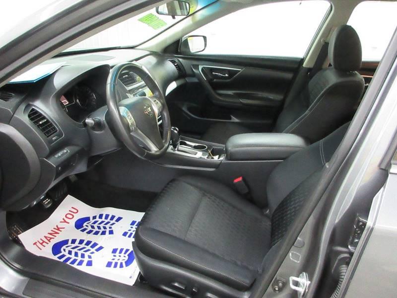 2018 Nissan Altima 2.5 SV 4dr Sedan - Ardmore TN