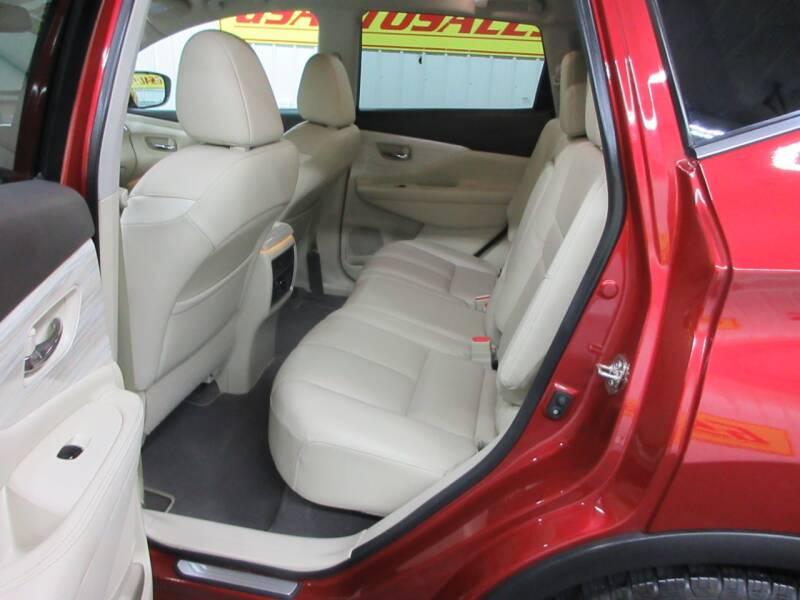 2016 Nissan Murano SL 4dr SUV - Ardmore TN