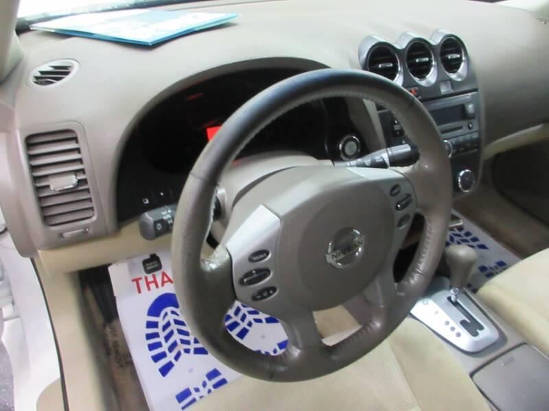 2007 Nissan Altima 2.5 S 4dr Sedan (2.5L I4 6M) - Ardmore TN