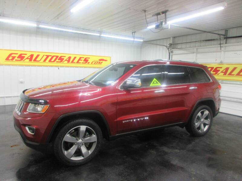 2014 Jeep Grand Cherokee 4x2 Limited 4dr SUV - Ardmore TN