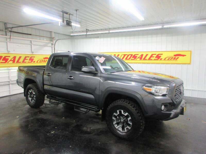 2020 Toyota Tacoma 4x4 TRD Off-Road 4dr Double Cab 5.0 ft SB 6A - Ardmore TN