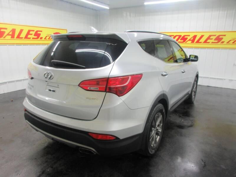 2015 Hyundai Santa Fe Sport 2.4L 4dr SUV - Ardmore TN