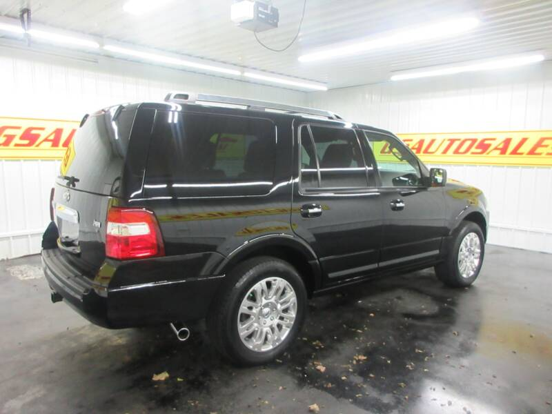 2012 Ford Expedition 4x2 Limited 4dr SUV - Ardmore TN