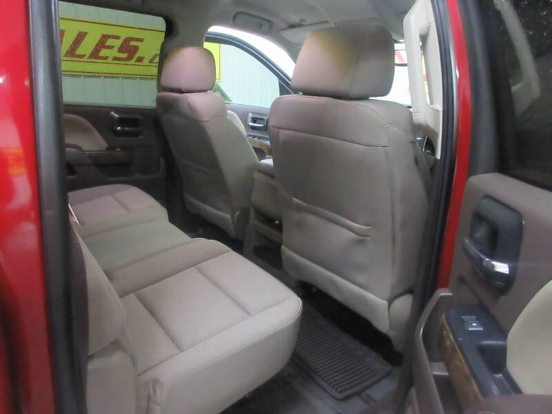 2018 Chevrolet Silverado 1500 4x2 LT 4dr Crew Cab 5.8 ft. SB - Ardmore TN