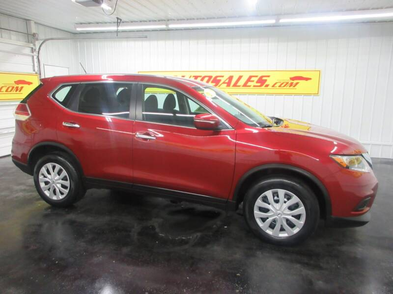 2015 Nissan Rogue AWD S 4dr Crossover - Ardmore TN