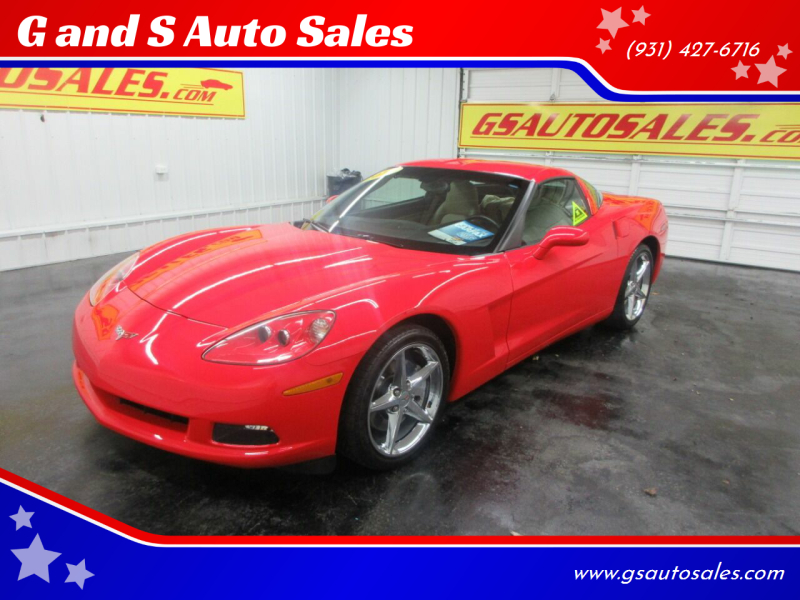 2011 Chevrolet Corvette 2dr Coupe w/2LT - Ardmore TN