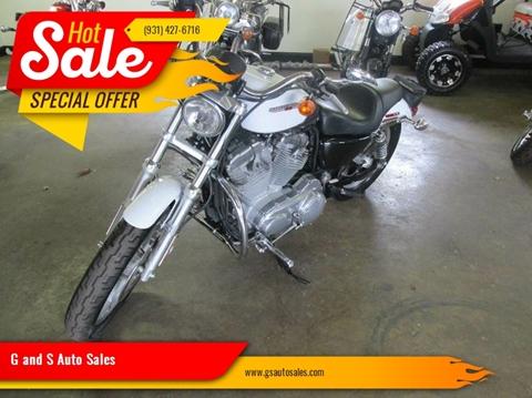 2007 Harley-Davidson Sportster for sale in Ardmore, TN