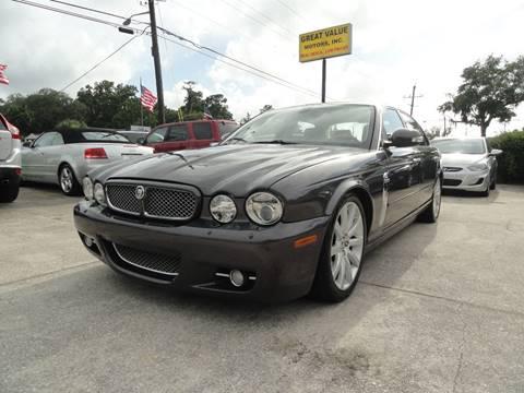 2008 Jaguar XJ-Series for sale in Jacksonville, FL