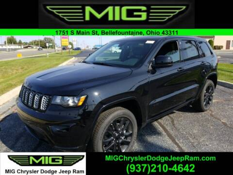 2020 Jeep Grand Cherokee for sale at MIG Chrysler Dodge Jeep Ram in Bellefontaine OH