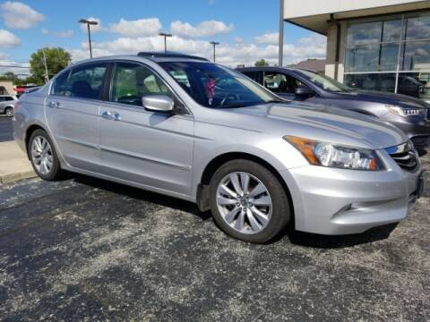 2011 Honda Accord for sale at MIG Chrysler Dodge Jeep Ram in Bellefontaine OH