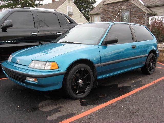 1991 Honda Civic DX Hatchback   Sellersburg IN